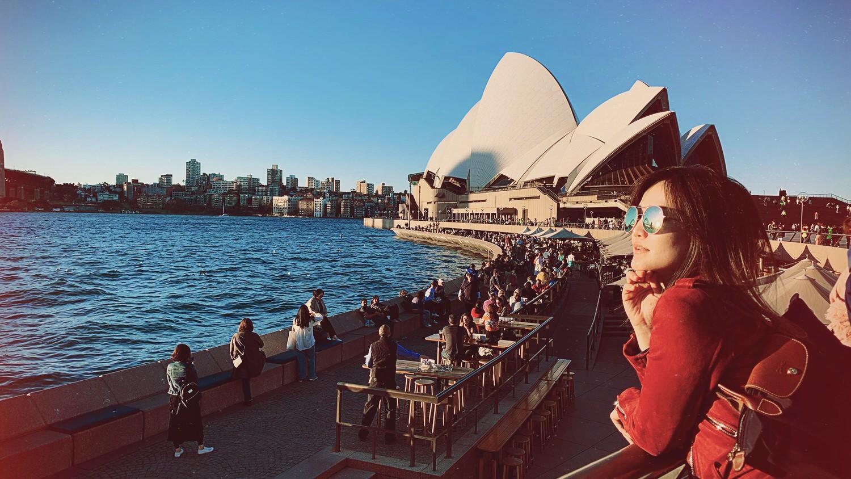 全美澳洲獎勵之旅